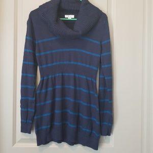 liz Lange striped maternity sweater